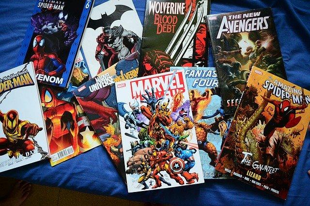 komiksy dla dzieci